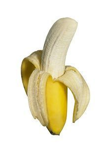 Nourish Your Face Using a Banana, removes acne scars and dark spots