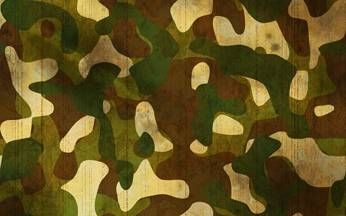 How to Paint a Wall Camo - FOR HOLLIE