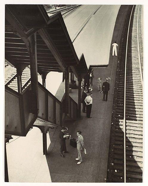 André Kertész | Poughkeepsie, New YorkbyAndré Kertész (American (born Hungary), Budapest 1894–1985 New York)