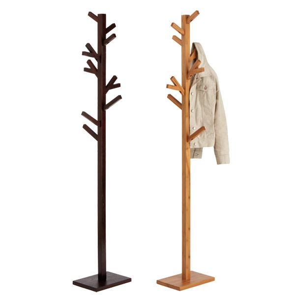 Playful Coat Trees from the Container Store
