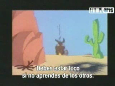 Chuck Jones Extremes & Inbetweens, A life in animation (1/9)