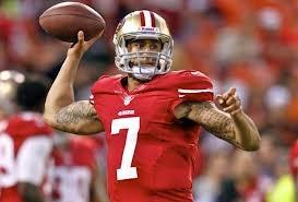 San Francisco 49er fans adore their team's new quarterback, Colin Kapernick.