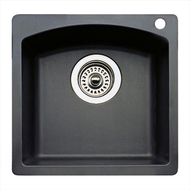 Blanco Subline 700 U Level Sink Anthracite Kok