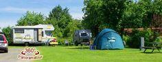 Sächsische Schweiz Campingplatz am Thorwaldblick in Hinterhermsdorf