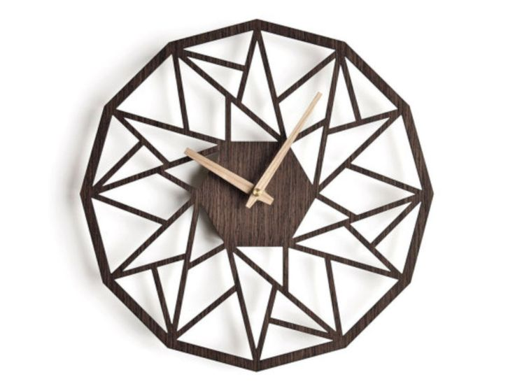 Best 25+ Wall Clock Design Ideas On Pinterest