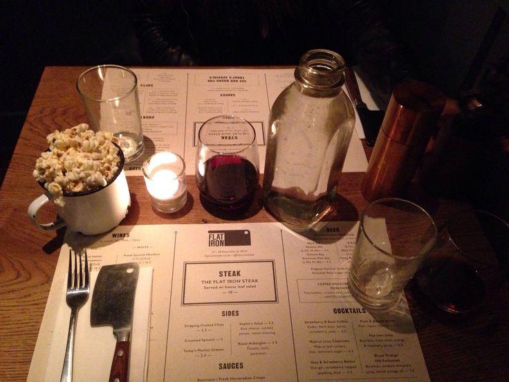 Flat Iron Covent Garden, London - Covent Garden - Restaurant Bewertungen, Telefonnummer & Fotos - TripAdvisor