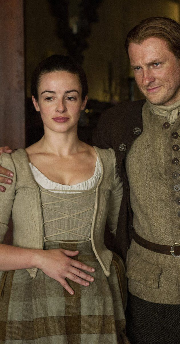 Pictures & Photos from Outlander (TV Series 2014– ) - IMDb - Jenny & Ian