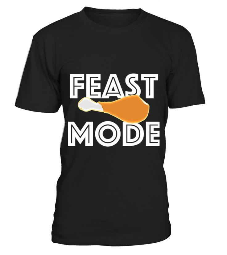 Feast Mode Thanksgiving Turkey Day Beast T shirt (2)  Funny Thanksgiving Day T-shirt, Best Thanksgiving Day T-shirt