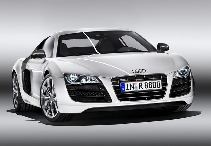 ... Audi R8, Audi has unveiled an even better version of the R8, the R8
