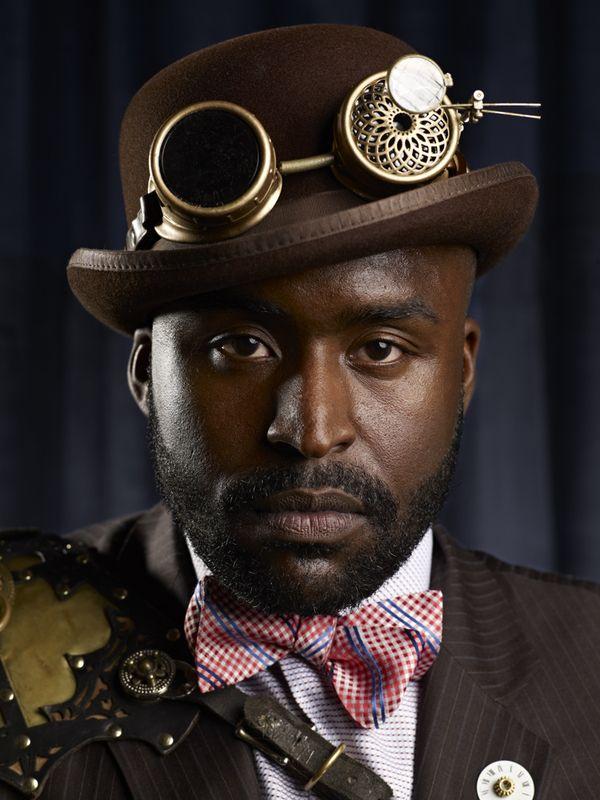 Steampunk Portrait...