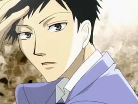 Ouran High School Host Club ~~~ The Quiet Seme, Mori. He deserves more online love....