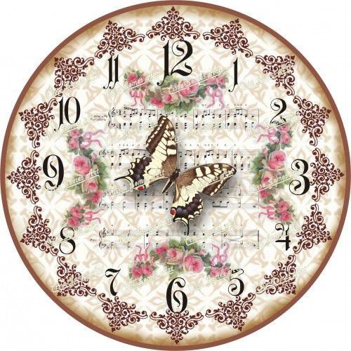Relógio 5 - 20x20cm