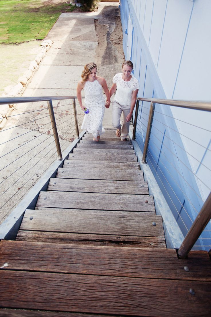 Sydney waterside wedding at Bayview Yacht Racing Association | Photography by Jo Wallace