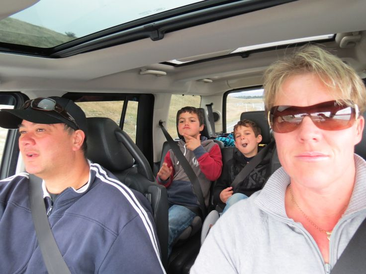 """Car trips - How to survive the """"are we there yet"""""""