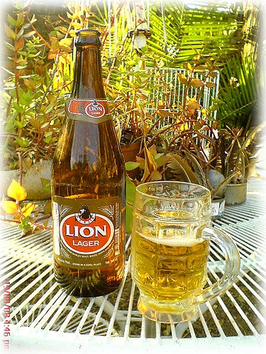 South Africa-Lion Lager
