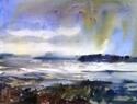 Sky Break over Long Island by Eric Wiegardt.  One of my favorite artists.