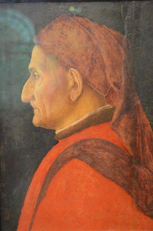 http://mrs-mcwinkie.livejournal.com/289286.html?view=4134150 Андреа Мантенья. Портрет мужчины. 1450 г. Милан. Музей Польди-Пеццоли.