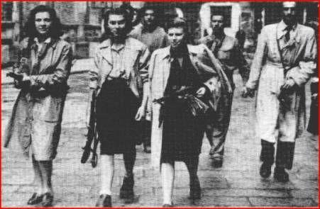 donne della Resistenza #25aprile