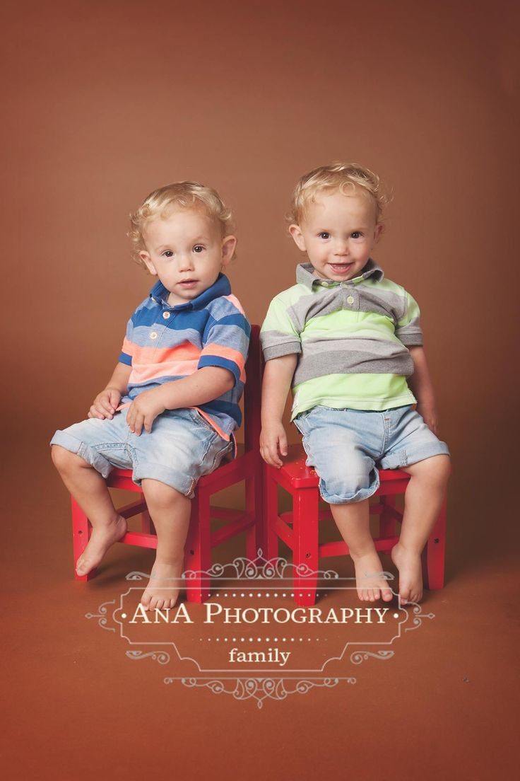 Twin Boys Photo Shoot Session - Toddler Photo Sessions in Cornwall with AnA Photography