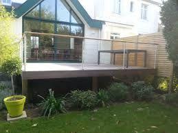 terrasse bois metal pilotis - Recherche Google