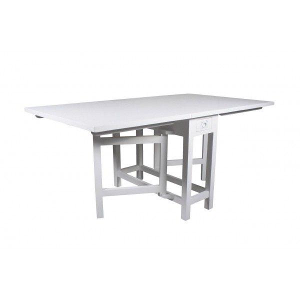 """""""Szwedzki"""" drewniany stół składany HK Living"""