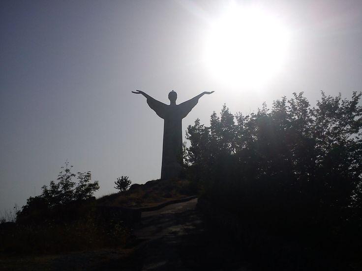 Cristo Redentore di Maratea, Basilicata, Italy