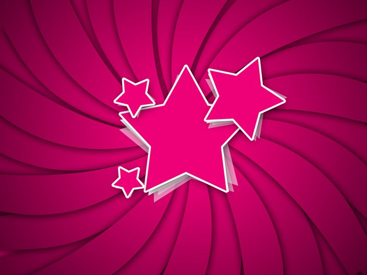 This is nice pink retro star ppt background image for powerpoint retro presentation template.