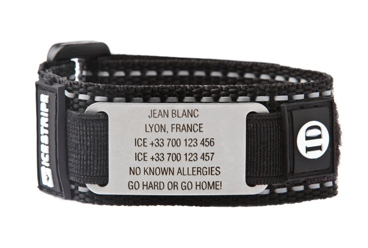 ICEstripe Sport wristband, dedicated especially for those who want to show they're active person