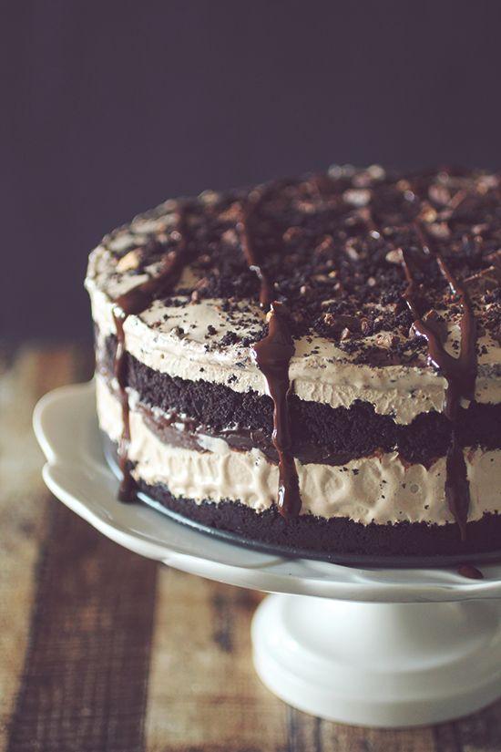 Why not make your own Oreo Mudslide Ice Cream Cake?