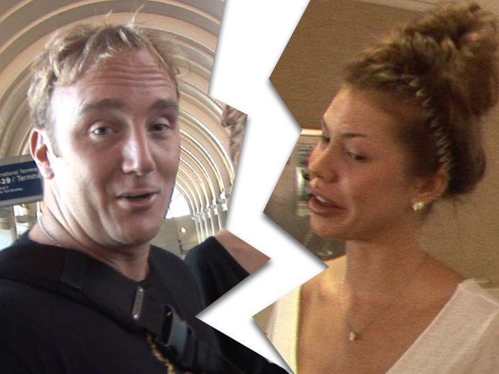 Jay Mohr says Nikki's Got a Drug Problem, Kid's Unsafe With Her