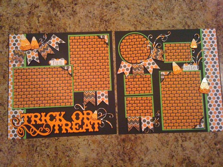 Trick or Treat by mazzybear - Cards and Paper Crafts at Splitcoaststampers