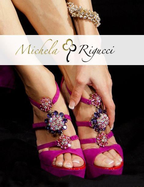 Michela Rigucci Luxury Shoes