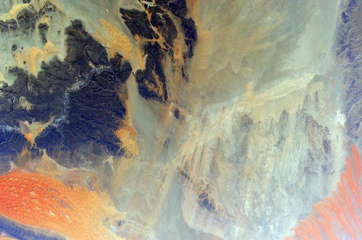 (IT) Volare sopra il deserto Algerino è sempre un piacere per gli occhi!