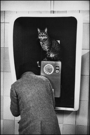 PARIS, Estación de metro de las Tullerías, 1977.  © Martine Franck / Magnum Photos
