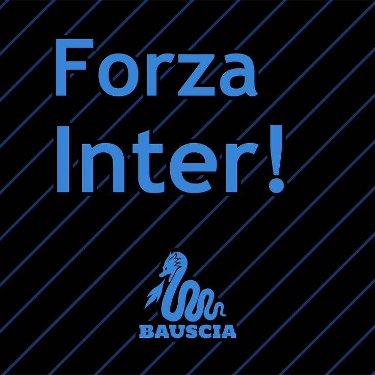 Forza Inter!  www.bauscia.it