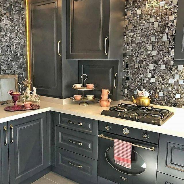 حبيت كيف بتحبو يكون مطبخكم Reposted From Decoorat Get Regrann رايكم الحساب هالاسبوع برعاية ديكور ديكورات مطبخ Kitchen Design House Styles Kitchen