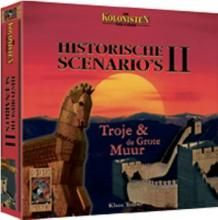 De Kolonisten van Catan: Historische Scenario's 2 | Ontdek jouw perfecte spel! - Gezelschapsspel.info