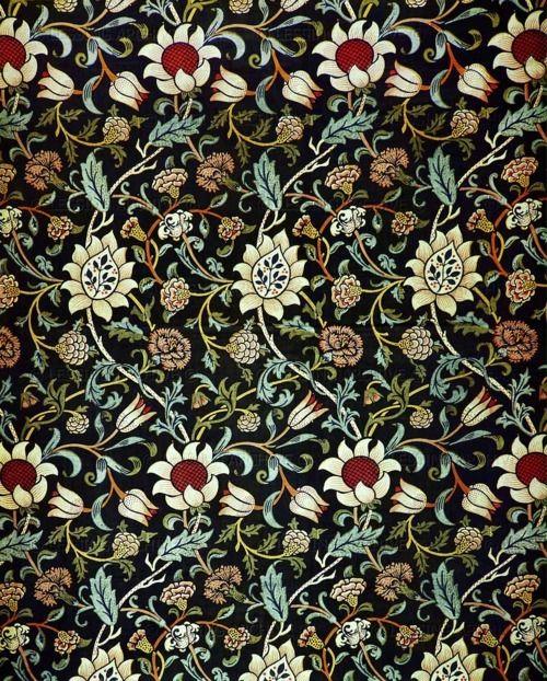 Art And Design Art Movements: {Print & Pattern} William Morris (arts & Crafts Movement
