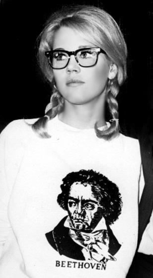 Jane Fonda. xx Dressed to Death
