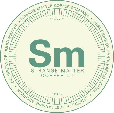 "(Press Release from Strange Matter Coffee Co.) Oct. 10, 2013 — STRANGE MATTER COFFEE CO.: MOBILE ""THIRD WAVE"" COFFEE FOR THE LANSING COMMUNITY The people of mid-Michigan deserve delicious high qual..."