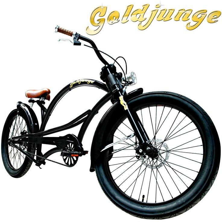 Bikes On Ebay GOLDJUNGE Bikes Chopper CW quot