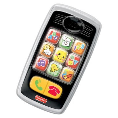 Fisher-Price® Laugh and Learn Smiling Smart Phone