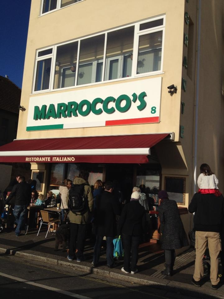 The best ice cream in Brighton & Hove with a family-friendly restaurant serving delicious Italian food
