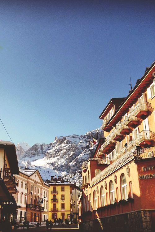 Cortina d'Ampezzo, Italy - THE BEST TRAVEL PHOTOS