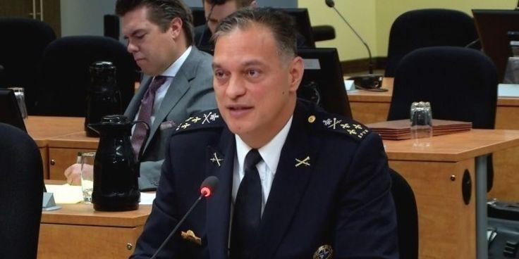 Pichet tenu dans le noir au sujet de l'enquête sur la contravention donnée à Denis Coderre