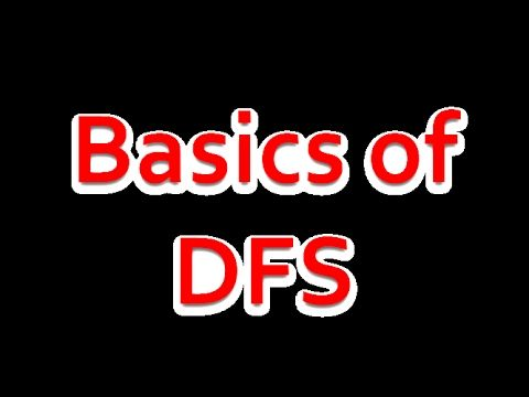 Basics of Depth First Search(DFS) Algorithm