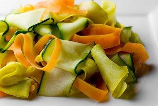 Summer Vegetable Ribbons — Recipe from Framed Cooks