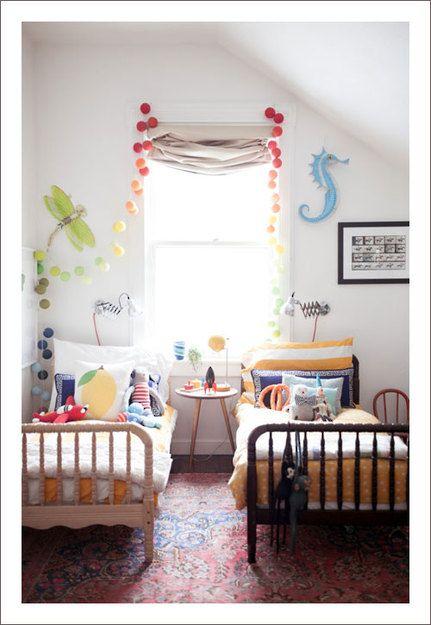 67 best images about coed kids room on pinterest boys for Coed bedroom ideas
