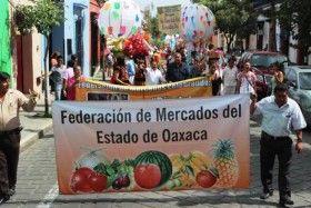 """Participa municipio de Oaxaca en festejos del """"Día del Comerciante"""""""