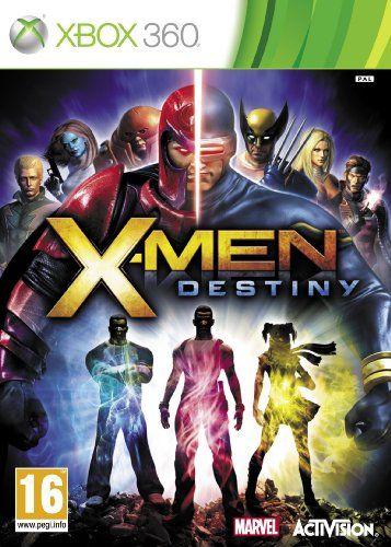 X-Men Destiny (Xbox 360): Amazon.co.uk: PC & Video Games